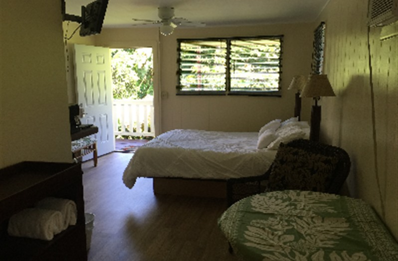 Aarons Cottage In Hilo Hawaii B Amp B Rental